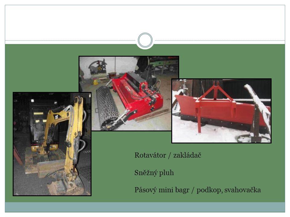 Drobná technika Křovinořezy, plotostřihy, motorový vrták Motorové pily Husgvarna + výbava