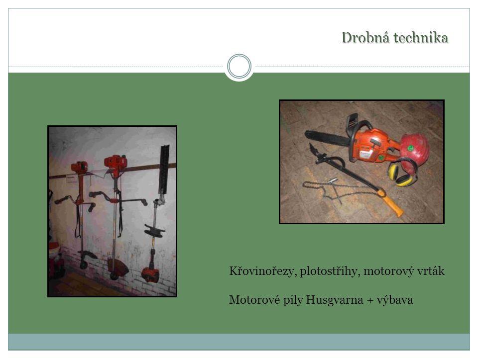 Profesionální nářadí Secí stroje, kultivátor, rotavátory, mulčovač, Sekačky s pojezdem, scarificator