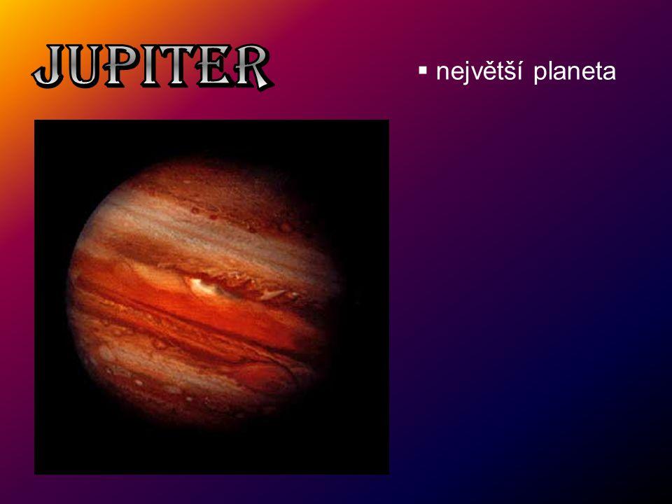  největší planeta