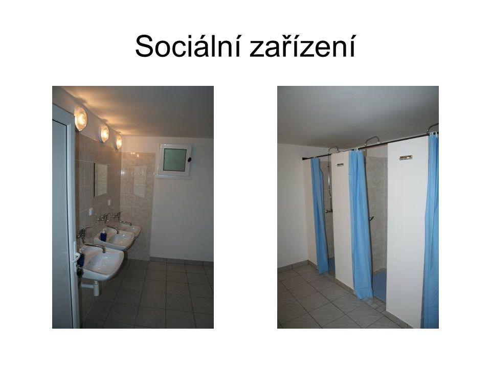 Sociální zařízení
