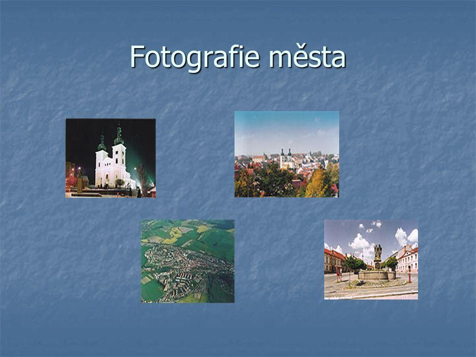 Fotografie města