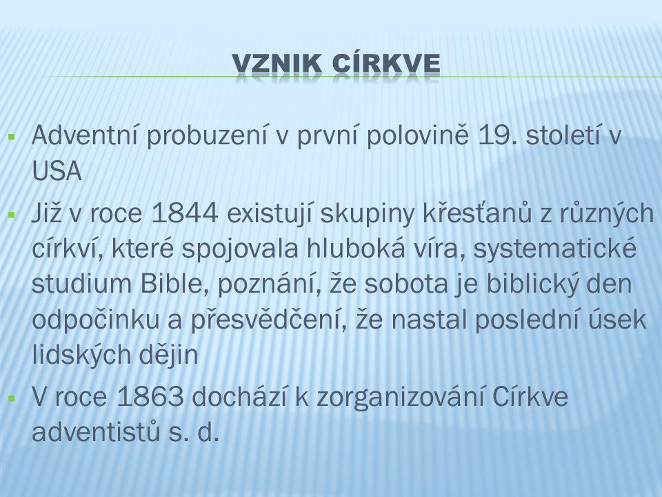 • V roce 1892 přichází CASD také na území dnešní České republiky.