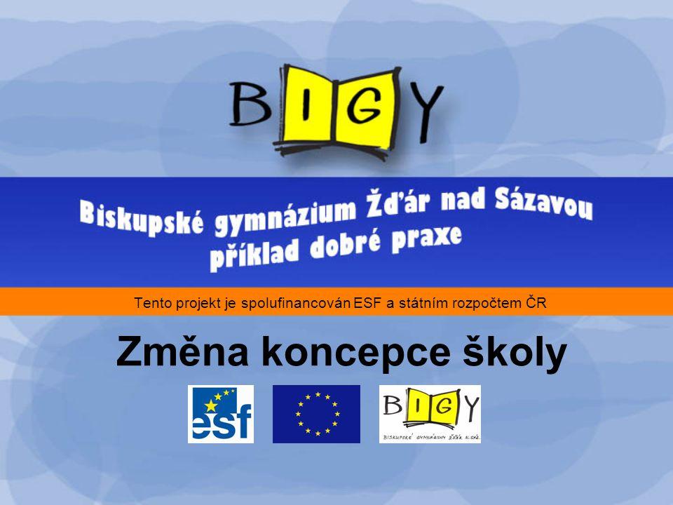 Tento projekt je spolufinancován ESF a státním rozpočtem ČR