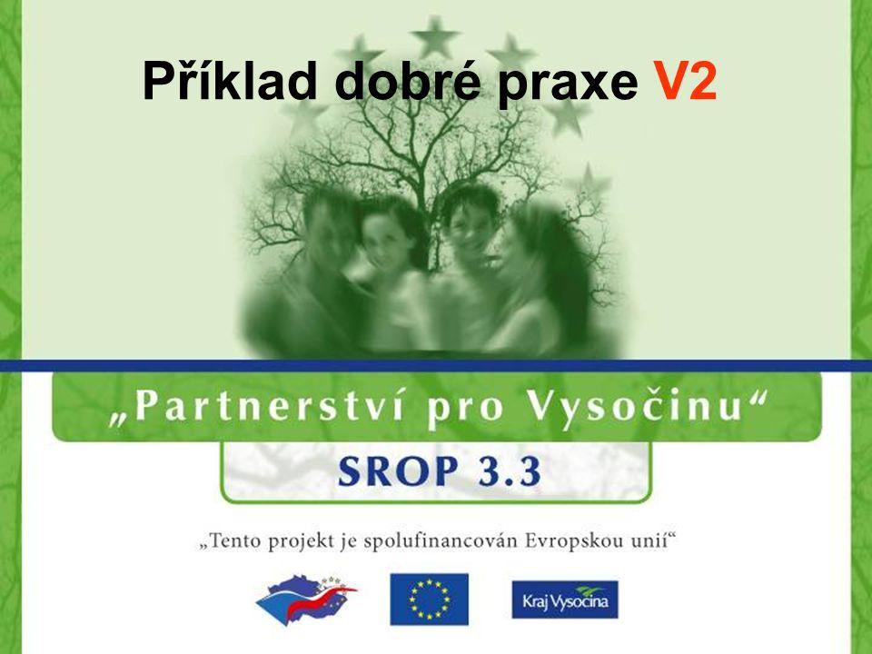 Příklad dobré praxe V2