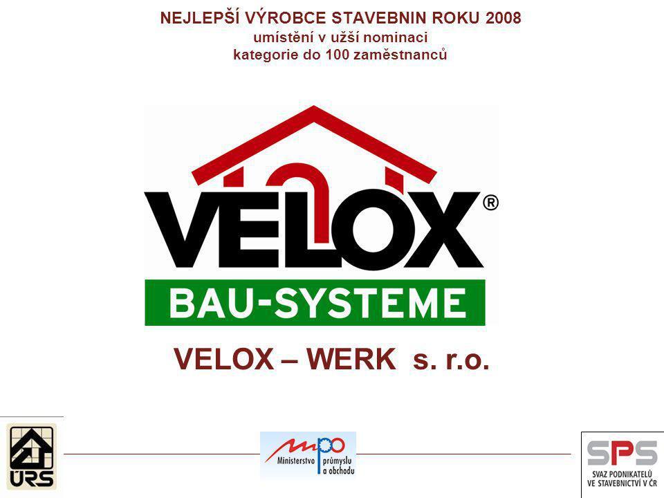 VELOX – WERK s. r.o.