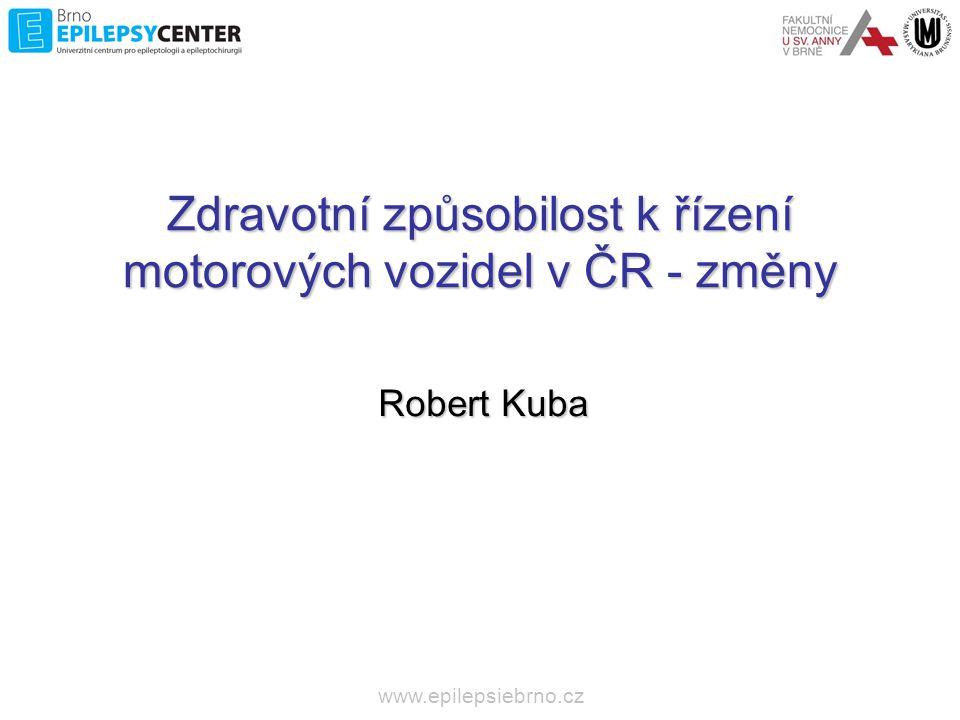 www.epilepsiebrno.cz Obecné poznámky •Zákon č.360/2000 Sb •Vyhláška č.