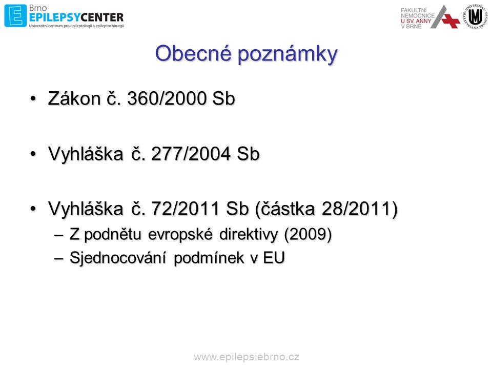 www.epilepsiebrno.cz Rozpoznatelný příčinný faktor, provokovaný záchvat •ASS (nemusí být po důkladném posouzení omezeno) •Provokovaný záchvat: definice ASS – záchvat, který se vyskytne v kausální souvislostí s akutním cerebrálním nebo extracerebrálním inzultem –Nejde o záchvaty provokované FS, SD a podobně….