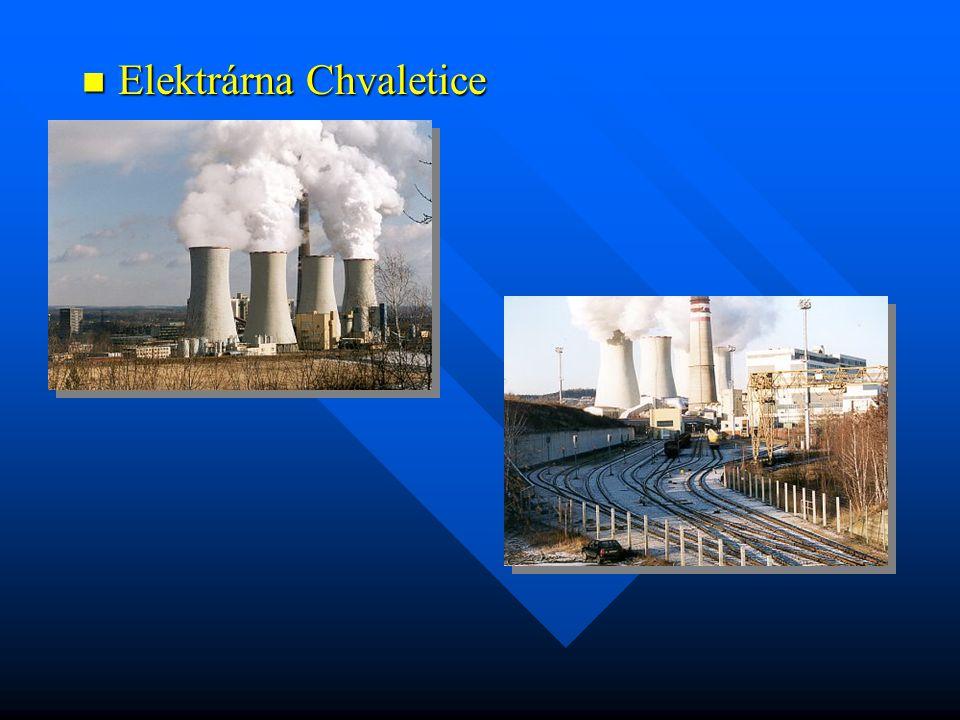  Elektrárna Opatovice • rozhodující činností International Power Opatovice, a.s. je výroba, dodávka a prodej elektrické energie, tepla a tzv. vedlejš