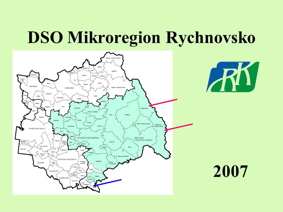 DSO Mikroregion Rychnovsko 2007