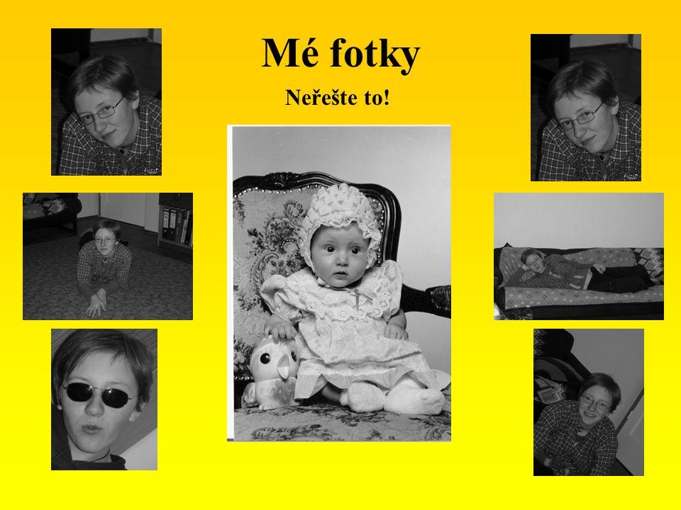 Něco o mně Jméno: Martina Příjmení: Egersdorfová Datum narození: 7. února 1992 Místo narození: Masarykova nemocnice v Ústí nad Labem Bydliště: Valtířo