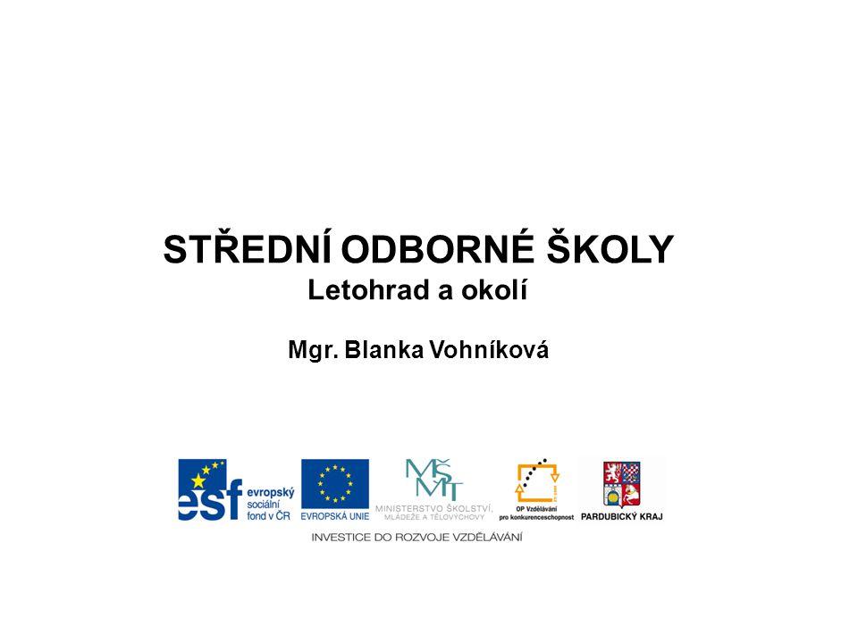 Střední škola uměleckoprůmyslová Ústí nad Orlicí