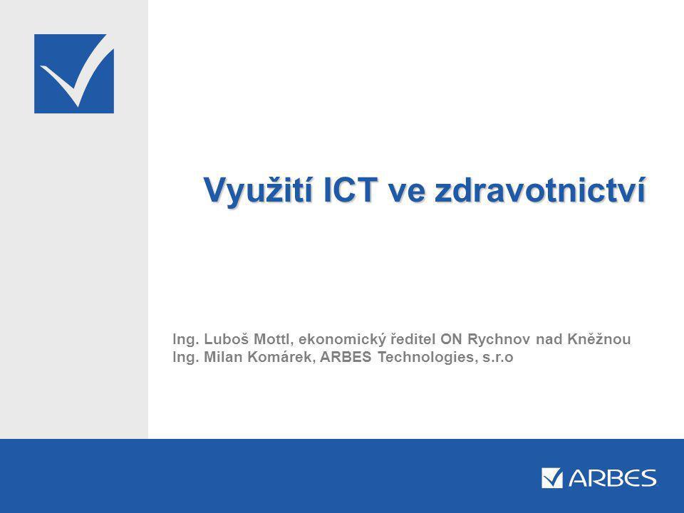 Ing.Luboš Mottl, ekonomický ředitel ON Rychnov nad Kněžnou Ing.