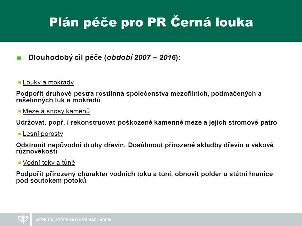 AOPK ČR, STŘEDISKO ÚSTÍ NAD LABEM Meliorace Počátky výstavby meliorací – 60.