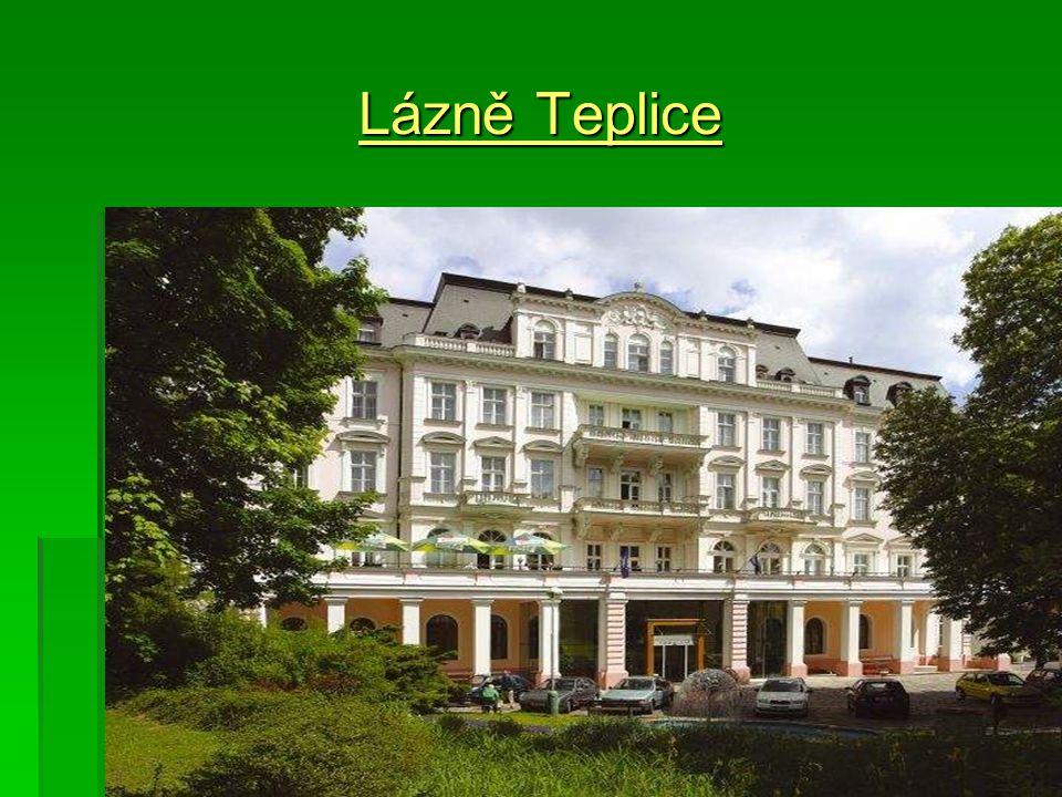 Lázně Teplice