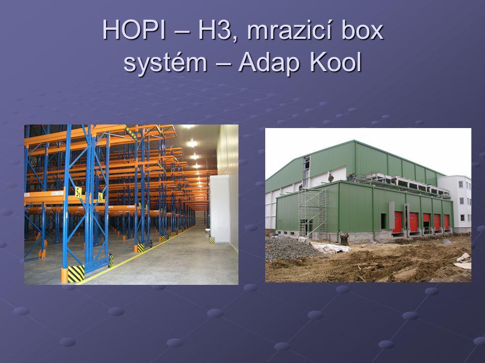 Gastrotop – mrazicí boxy systém – Adap Kool