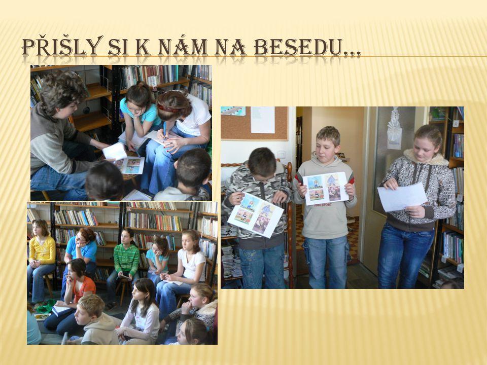  Informativní výchova v podobě klasických lekcí KIV – mladší žáci.