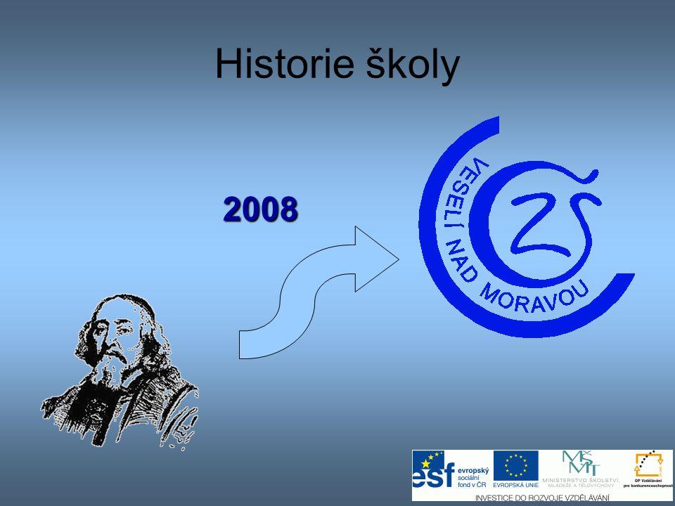 Historie školy 2008