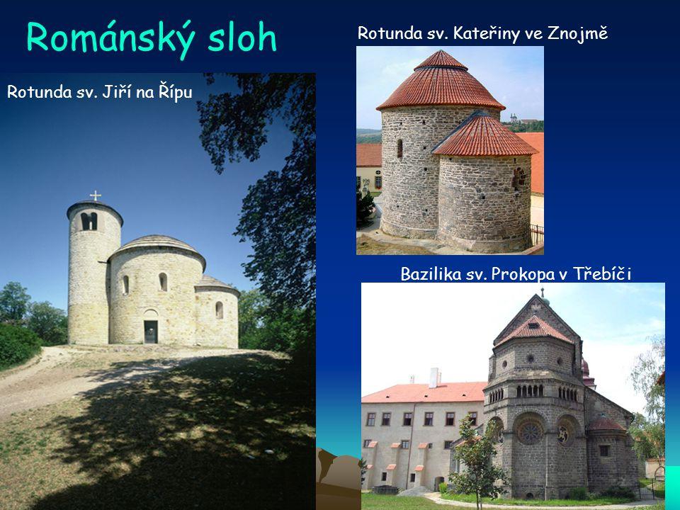 Gotika Katedrála sv. Víta na Pražském hradě Karlštejn Chrám sv. Barbory v Kutné Hoře