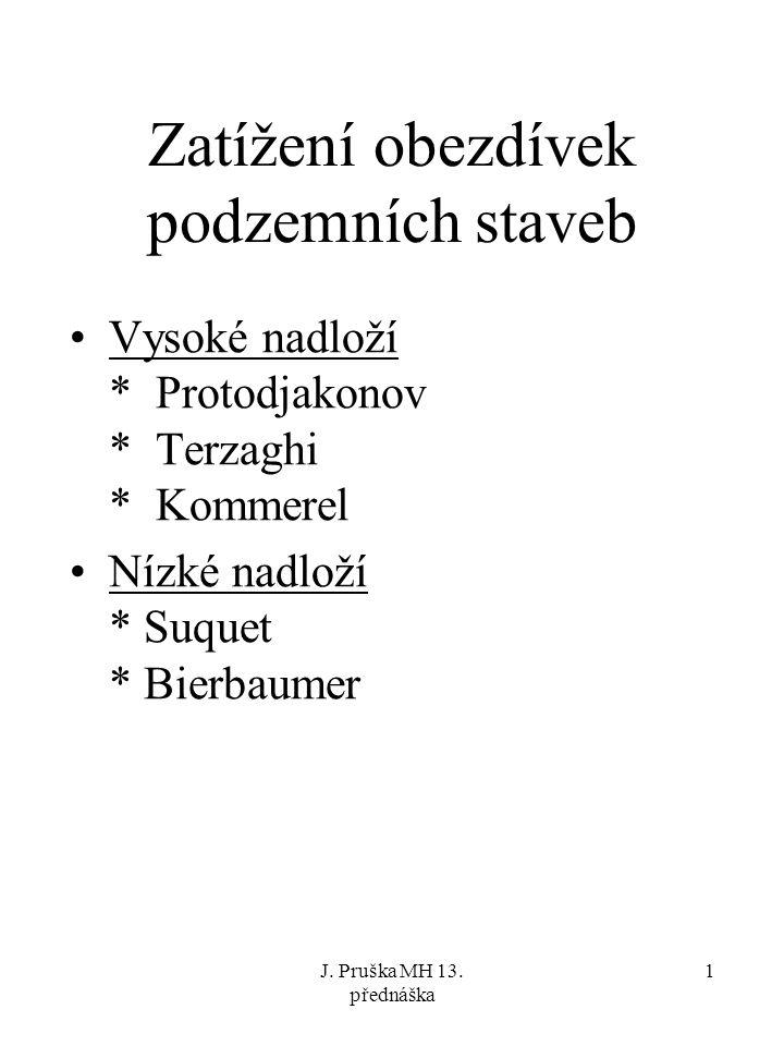 J.Pruška MH 13. přednáška 2 O.