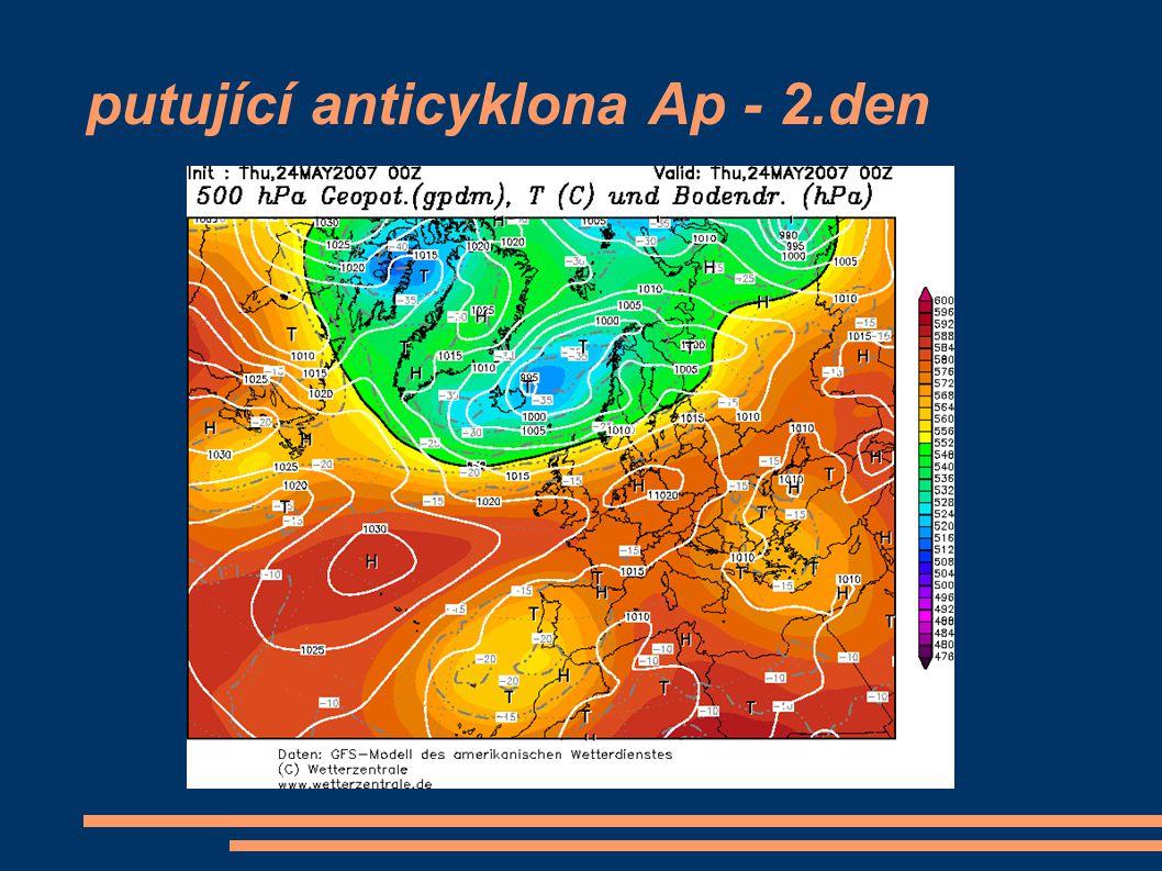 severovýchodní anticyklonální situace (NEa)