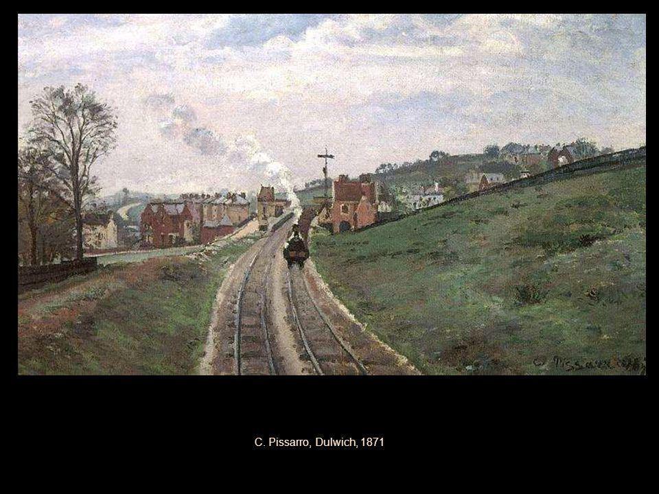 C. Pissarro, Dulwich, 1871