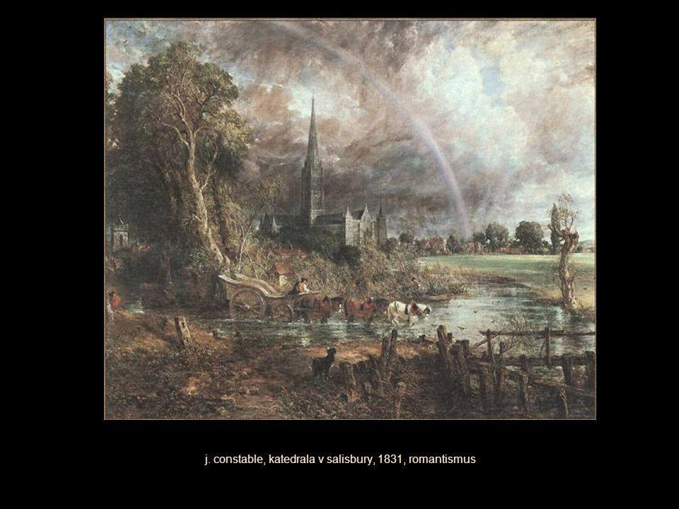 Cloude Monet, Lekníny, 1914-23 (ke konci života abstraktními formami leknínu předznačil tvorbu abstraktních expresionistů 40.let 20.st.