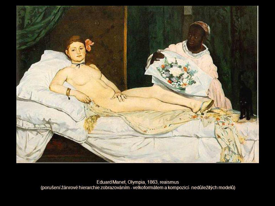 Edgar Degas, Žena česající si vlasy, 1885; Vana, 1886 (Koncem 80.