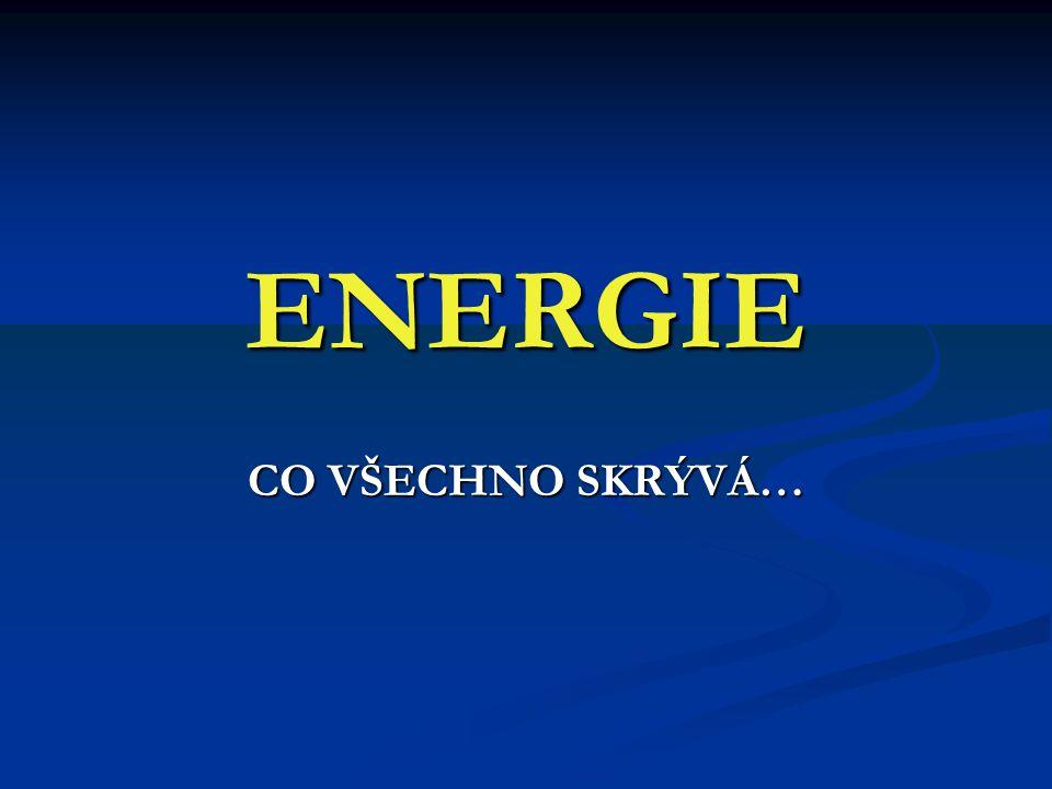 POLOHOVÁ ENERGIE  POLOHOVOU ENERGII MÁ KAŽDÉ TĚLESO, KTERÉ JE V NĚJAKÉ VÝŠCE  PROTO JE NUTNÉ VŽDY VZTAHOVAT K NĚJAKÉMU MÍSTU, ABY BYLO MOŽNO URČIT DANOU VÝŠKU  TAKOVÉMU MÍSTU ŘÍKÁME NULOVÁ HLADINA