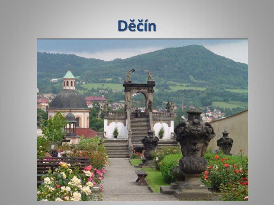 Pastýřská stěna - Děčín