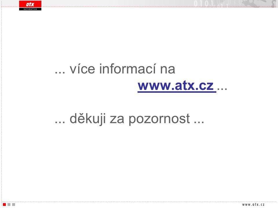 ... více informací na www.atx.cz...... děkuji za pozornost...