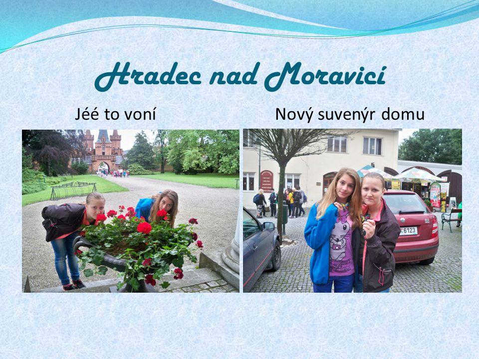 Hradec nad Moravicí  Záchvat smíchu Simča a Barča