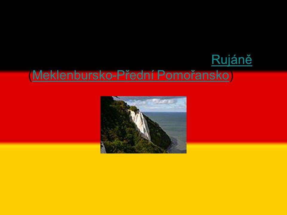 •Kreidefelsen (Křídová Skála) na Rujáně, (Meklenbursko-Přední Pomořansko)RujáněMeklenbursko-Přední Pomořansko