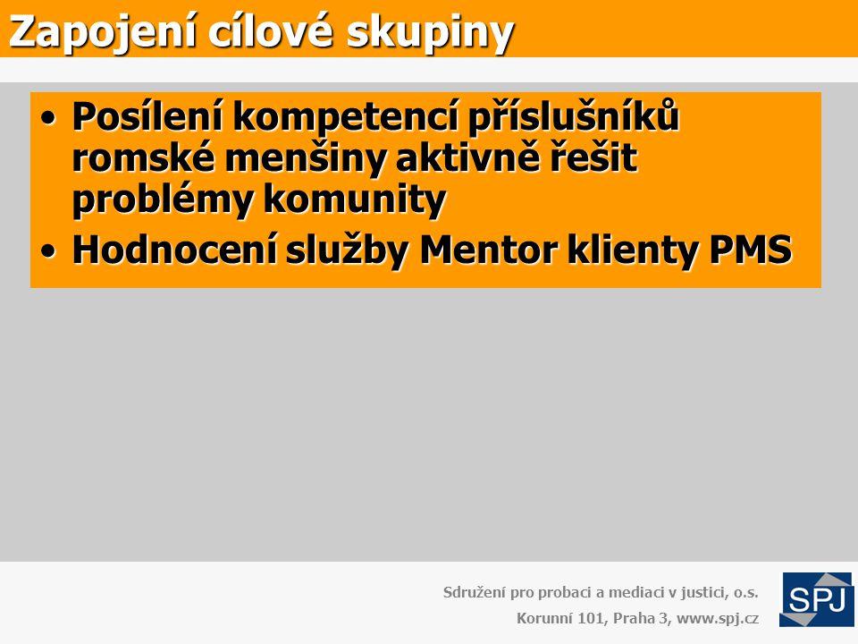 Aktuální projekty Sdružení pro probaci a mediaci v justici, o.s.