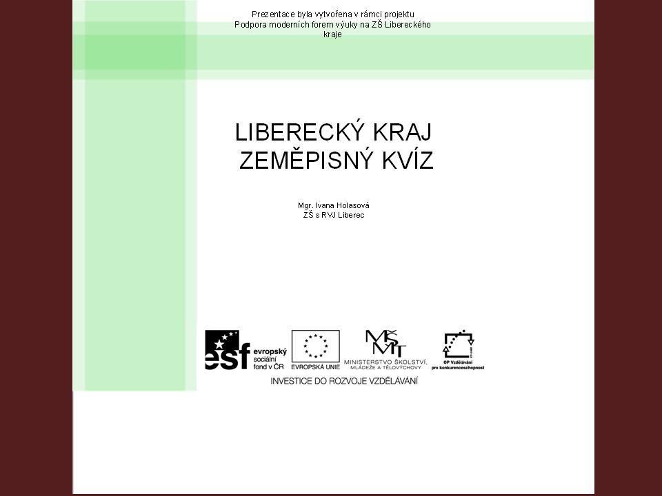8) Jeden z nejvydatnějších pramenů ve střední Evropě je pramen řeky a) Ploučnicec) Jizeryb) Nisy