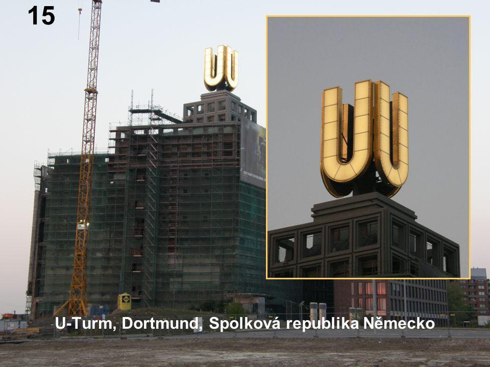 U-Turm, Dortmund, Spolková republika Německo 15