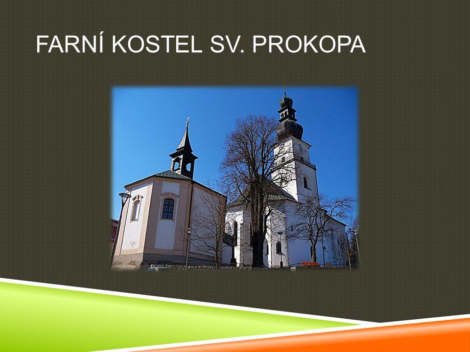 FARNÍ KOSTEL SV. PROKOPA