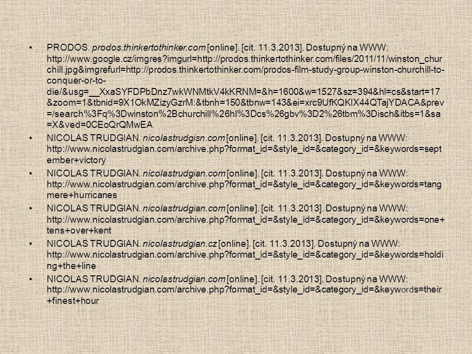 •PRODOS. prodos.thinkertothinker.com [online]. [cit. 11.3.2013]. Dostupný na WWW: http://www.google.cz/imgres?imgurl=http://prodos.thinkertothinker.co