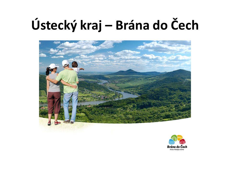 Ústecký kraj – Brána do Čech