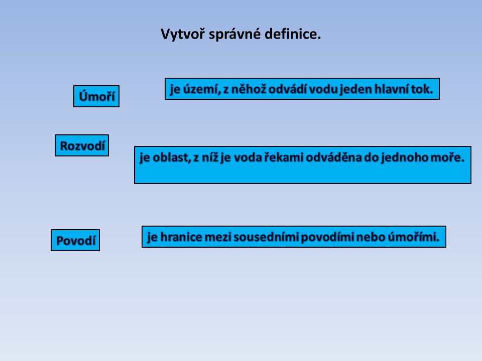 Jezera podle původu: a)Ledovcová b)Krasová c)Rašeliništní d)sesuvová (přehrazením údolí) e)po těžbě Černé Čertovo Plešné Prášilské Laka Jezero je přirozená vodní nádrž, prohlubeň zatopená vodou, kterou nelze jednoduchým způsobem vypustit.