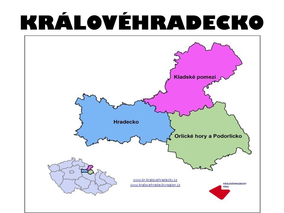 KRÁLOVÉHRADECKO www.kr-kralovehradecky.cz www.kralovehradeckyregion.cz