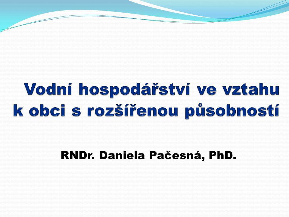 RNDr. Daniela Pačesná, PhD.