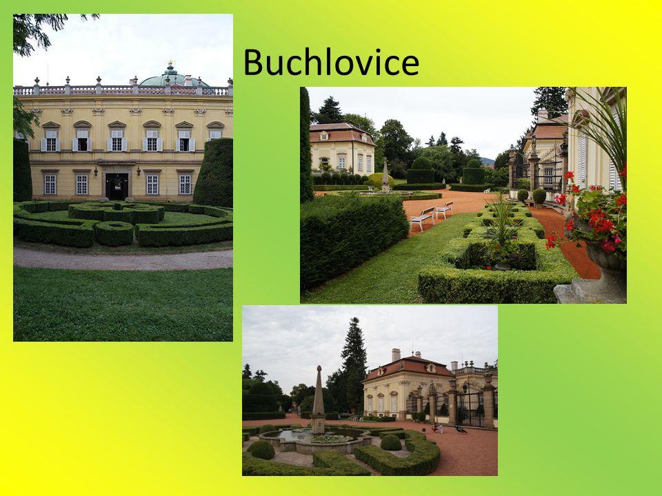 Buchlovice