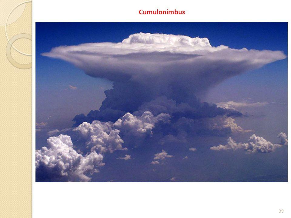 29 Cumulonimbus