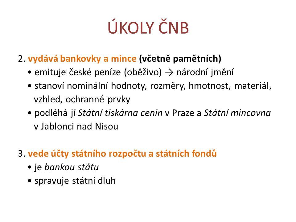 ÚKOLY ČNB 2.