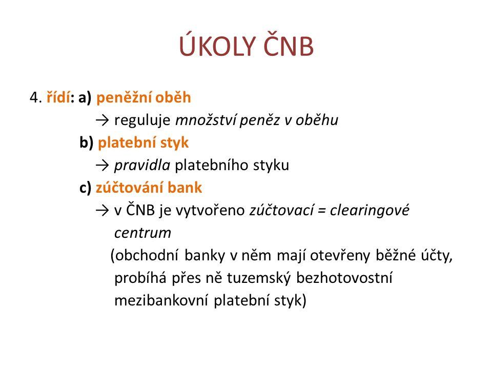 ÚKOLY ČNB 5.