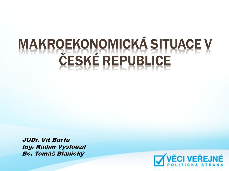 JUDr. Vít Bárta Ing. Radim Vysloužil Bc. Tomáš Blanický