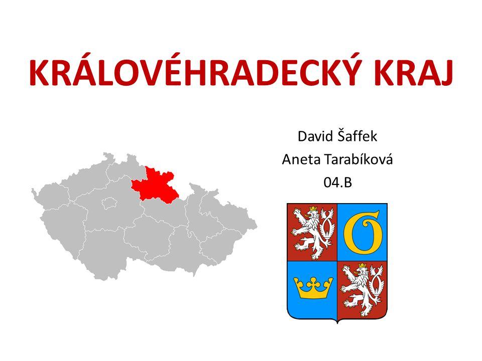 KRÁLOVÉHRADECKÝ KRAJ David Šaffek Aneta Tarabíková 04.B