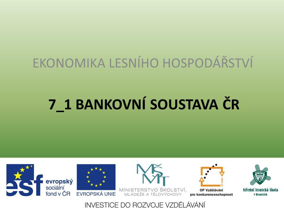 Literatura • KUPČÁK, V.: Ekonomika lesního hospodářství.