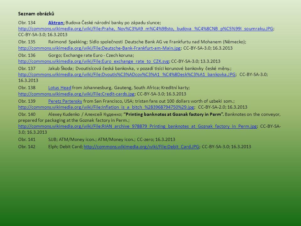 Seznam obrázků Obr. 134Aktron; Budova České národní banky po západu slunce; http://commons.wikimedia.org/wiki/File:Praha,_Nov%C3%A9_m%C4%9Bsto,_budova