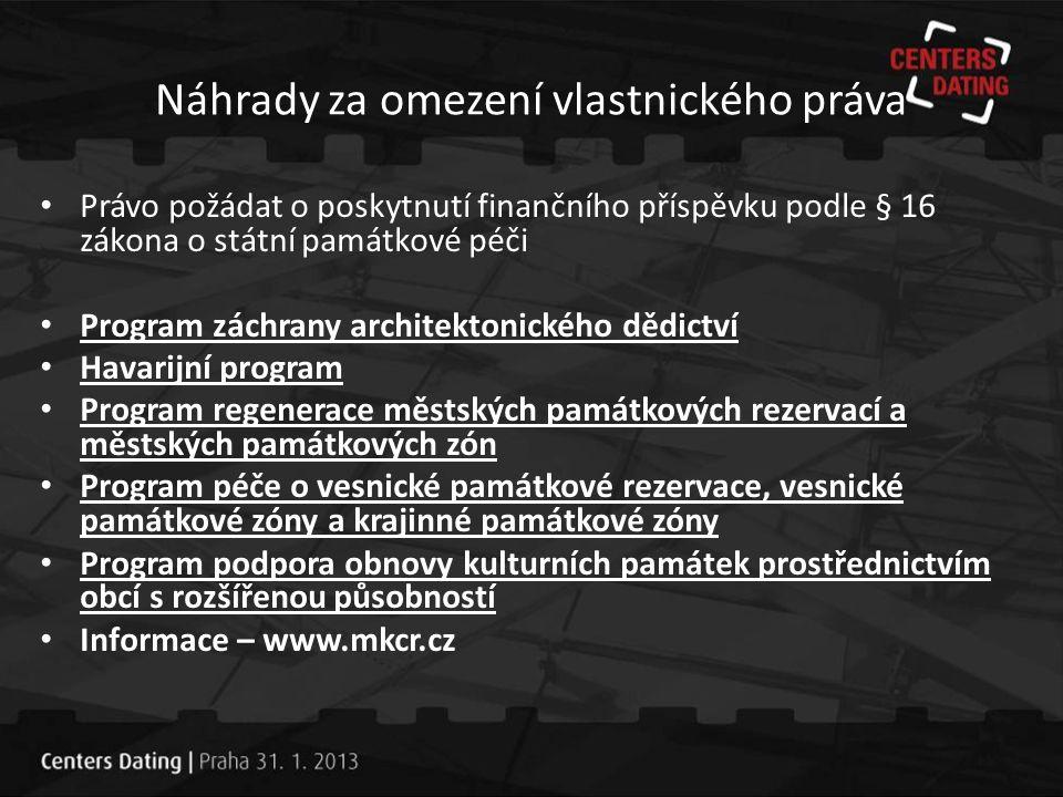 Daňové úlevy • Podle § 30 odst.6 a § 29 odst. 3 zákona č.